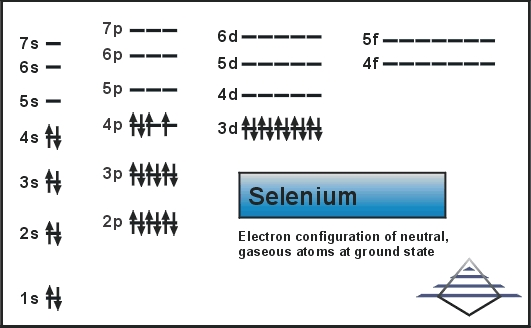 What is the Electron Configuration of Selenium
